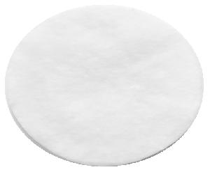spunlace oval pad